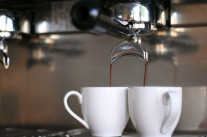 espresso-siebtraeger-maschine-zweitassen